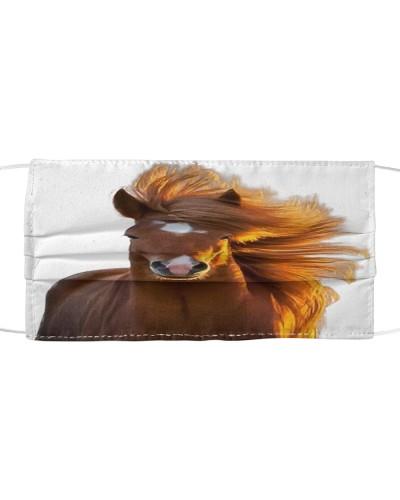 Face Veil Horse
