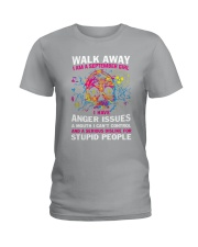SEPTEMBER GIRL Ladies T-Shirt thumbnail