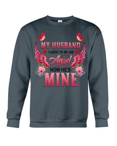 MY HUSBAND MY ANGEL