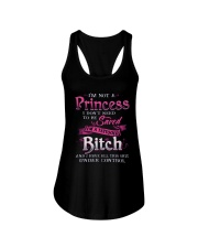IM NOT A PRINCESS Ladies Flowy Tank thumbnail
