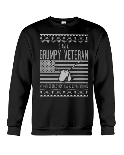 PROUD TO BE VETERAN - Ugly Sweaters