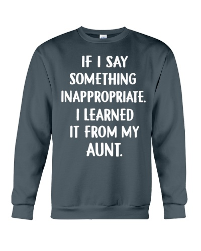 IF I SOMETHING INAPPROPRIATE