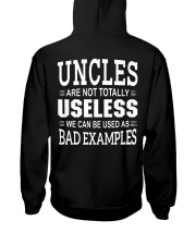 UNCLEBADEX - FULY Hooded Sweatshirt thumbnail