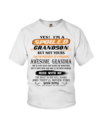 SPOILED GRANDSON - MTV
