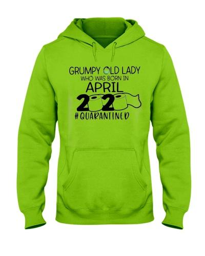 GRUMPY OLD LADY APRIL 2020 QUARANTINED