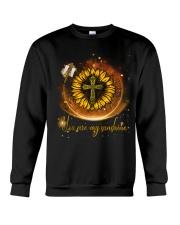 Shirt-god-2 Crewneck Sweatshirt tile