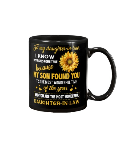MUG FOR DAUGHTER-IN-LAW