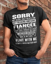 MY FREAKING AWESOME FIANCEE Classic T-Shirt apparel-classic-tshirt-lifestyle-26