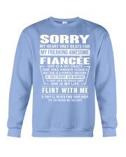 MY FREAKING AWESOME FIANCEE Crewneck Sweatshirt thumbnail