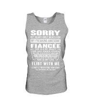 MY FREAKING AWESOME FIANCEE Unisex Tank thumbnail