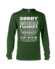 MY FREAKING AWESOME FIANCEE Long Sleeve Tee thumbnail
