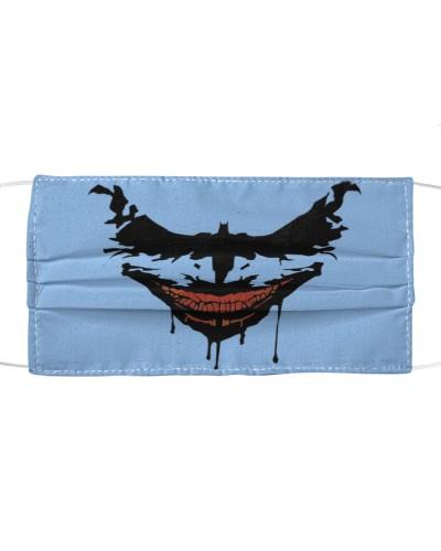 Fabric Mask Joker smile - DTA
