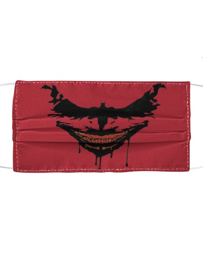 Fabric Mask Joker smile - DTA