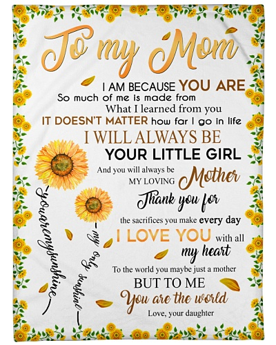 TO MY MOM - DTA