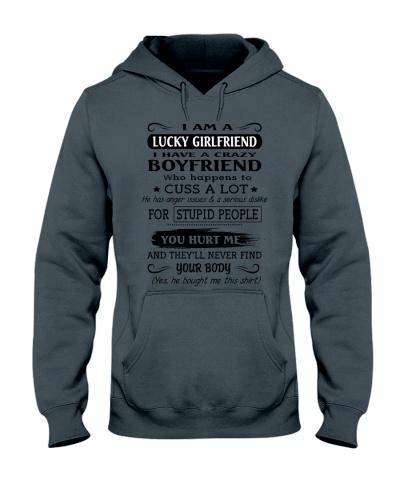LUCKY GIRLFRIEND - CRAZY BOYFRIEND