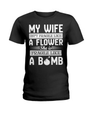 Limited version - My wife Ladies T-Shirt thumbnail