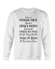 I'm A Mother First Crewneck Sweatshirt thumbnail