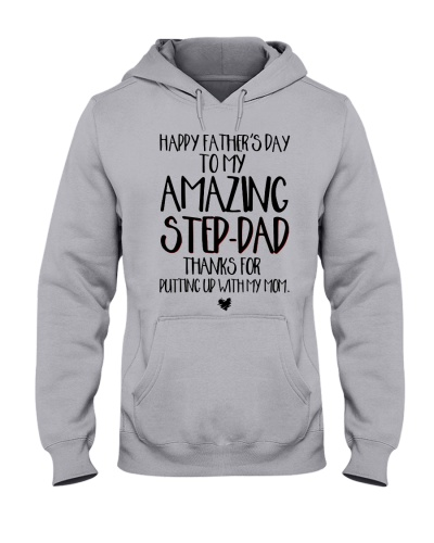 STEP DAD - FATHER'S DAY