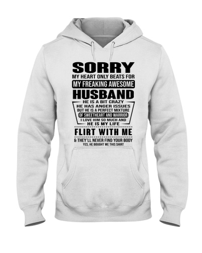 MY FREAKING AWESOME HUSBAND