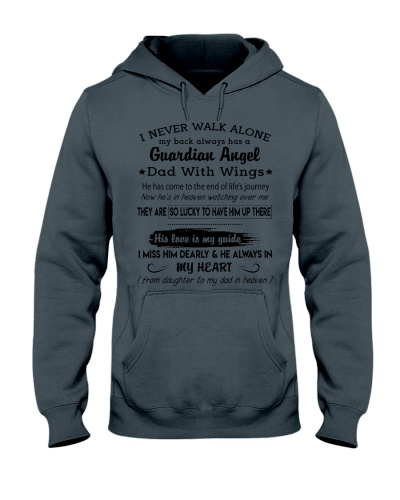 I Never Walk Alone - Dad