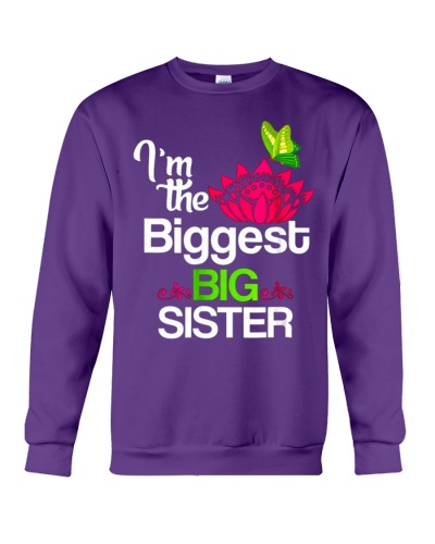 I'M THE BIGGEST BIG SISTER