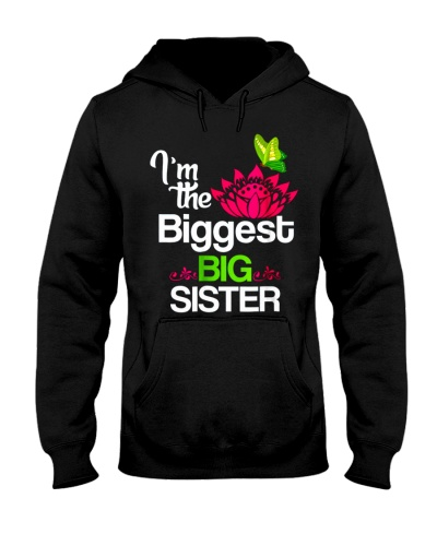 I'M THE BIGGEST BIG SISTER