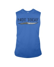 NOT TODAY Sleeveless Tee front
