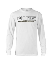NOT TODAY Long Sleeve Tee thumbnail