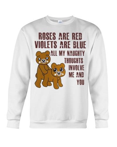 ROSES ART RED