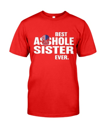 Best A-hole Sister Ever