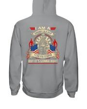 BOOM - TSHIRT VETERAN 5 Hooded Sweatshirt tile