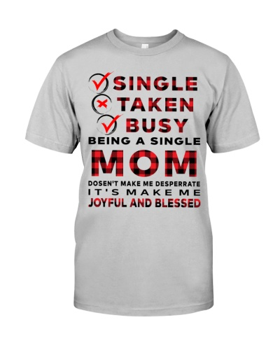 BEING A SINGLE MOM MAKE ME JOYFUL AND BLESSED