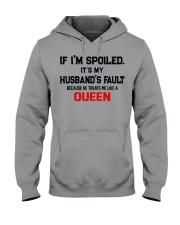 if i am spoiled version Hooded Sweatshirt thumbnail