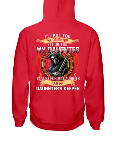 FATHER IS DAUGHTER'S KEEPER