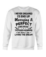 Limited version - Perfect husband Crewneck Sweatshirt thumbnail