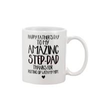 STEP DAD - FATHER DAY Mug thumbnail