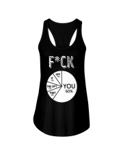 F YOU - DTS Ladies Flowy Tank tile
