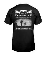 DAUGHTER - N68 Classic T-Shirt back
