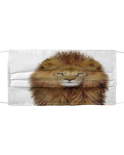 Face Veil Father Lion
