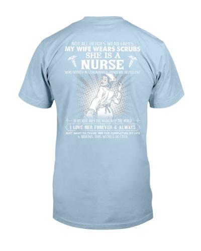 My wife is nurse