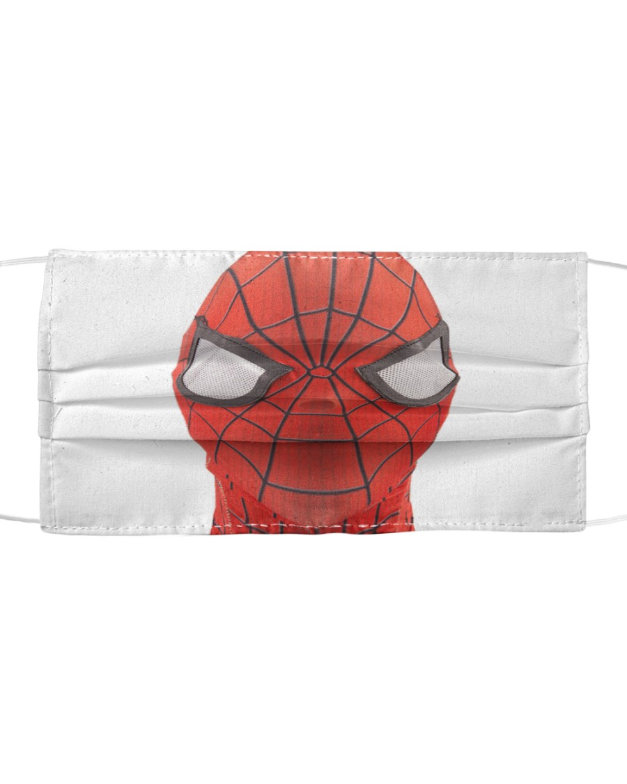 SPIDER Cloth face mask