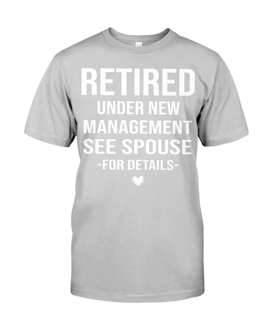 RETIRED Classic T-Shirt