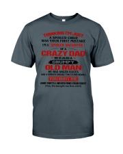 CRAZY DAD - GRUMPY OLD MAN Classic T-Shirt thumbnail