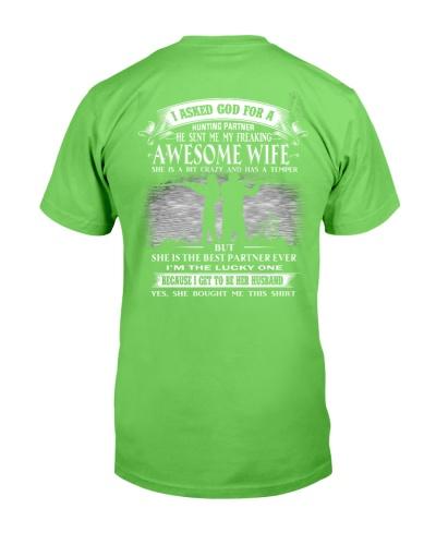 WIFE - HUNTING PARTNER - LG