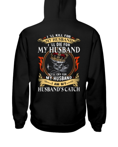 I AM MY HUSBAND'S CATCH