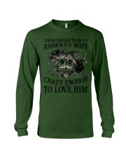 CRAZY ENOUGH - TO LOVE HIM Long Sleeve Tee thumbnail