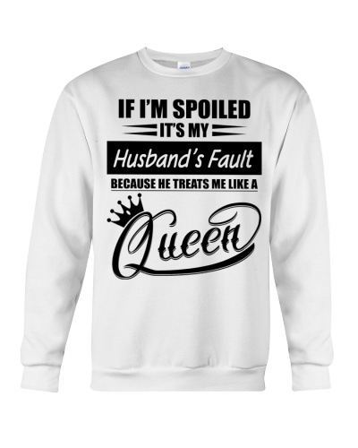 HUSBAND'S FAULT - DTS