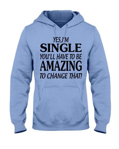 I AM SINGLE