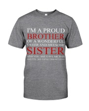 PROUND BROTHER Classic T-Shirt thumbnail
