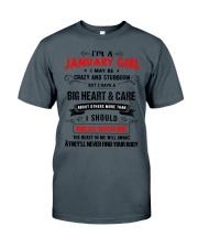 JANUARY GIRL Classic T-Shirt thumbnail